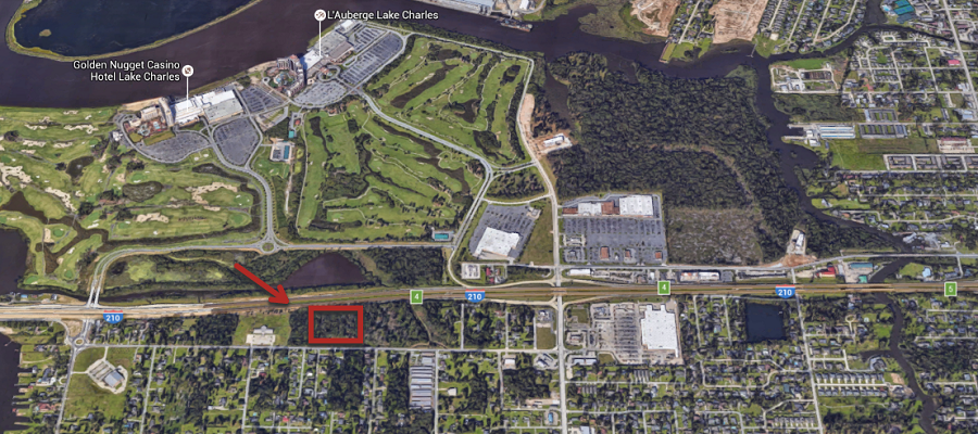 5.93 Acres commercially zoned next to I-210